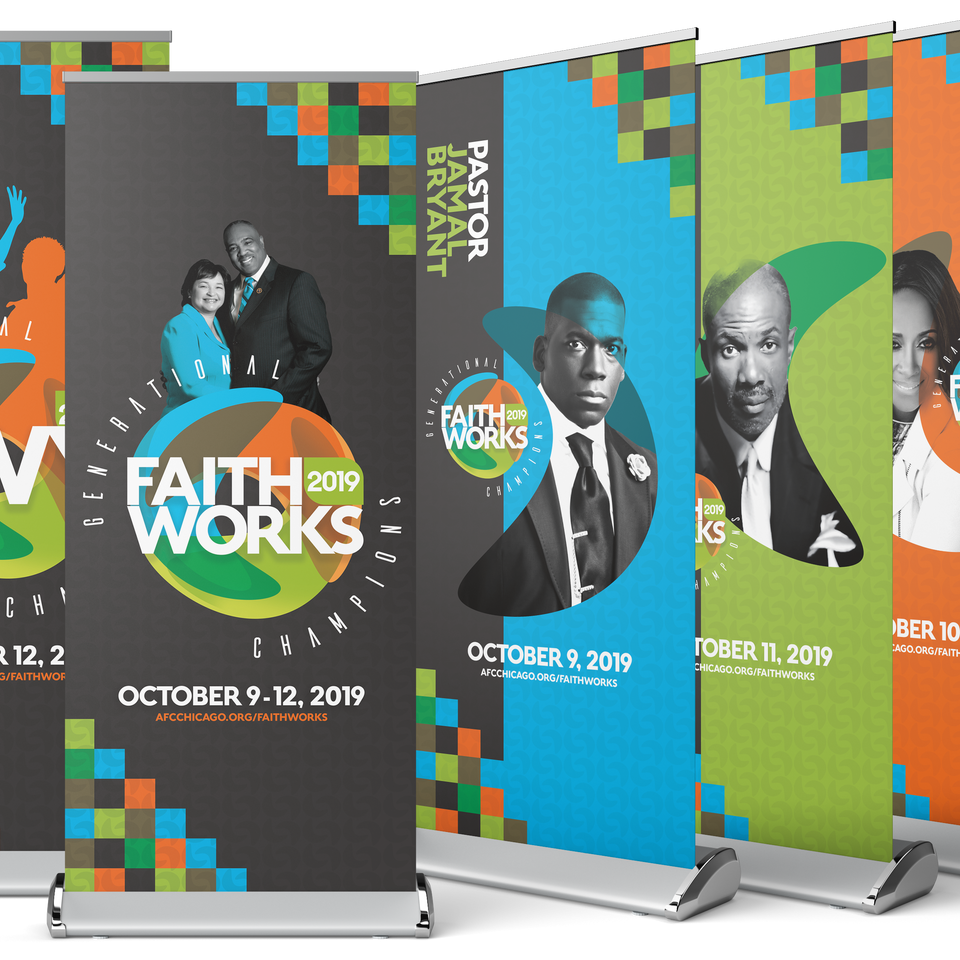 FW Retractable Banners