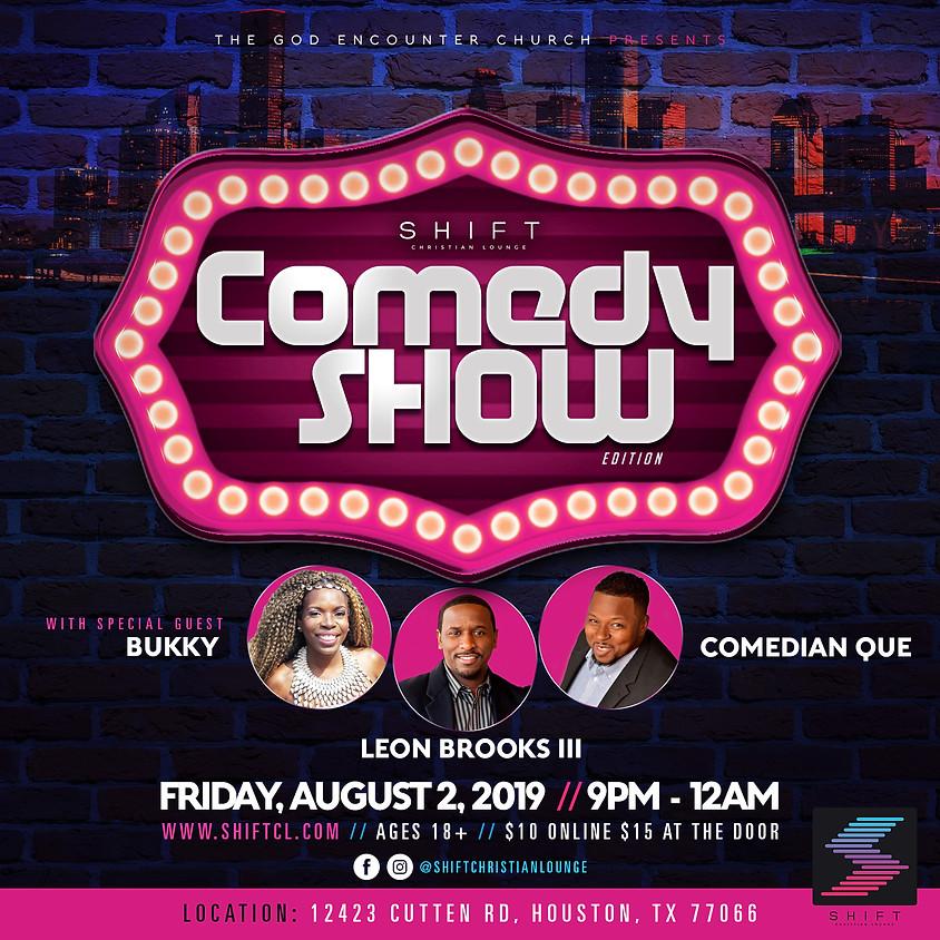 Comedy Show Edition!
