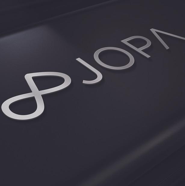 JOPA Logo Design Mockup