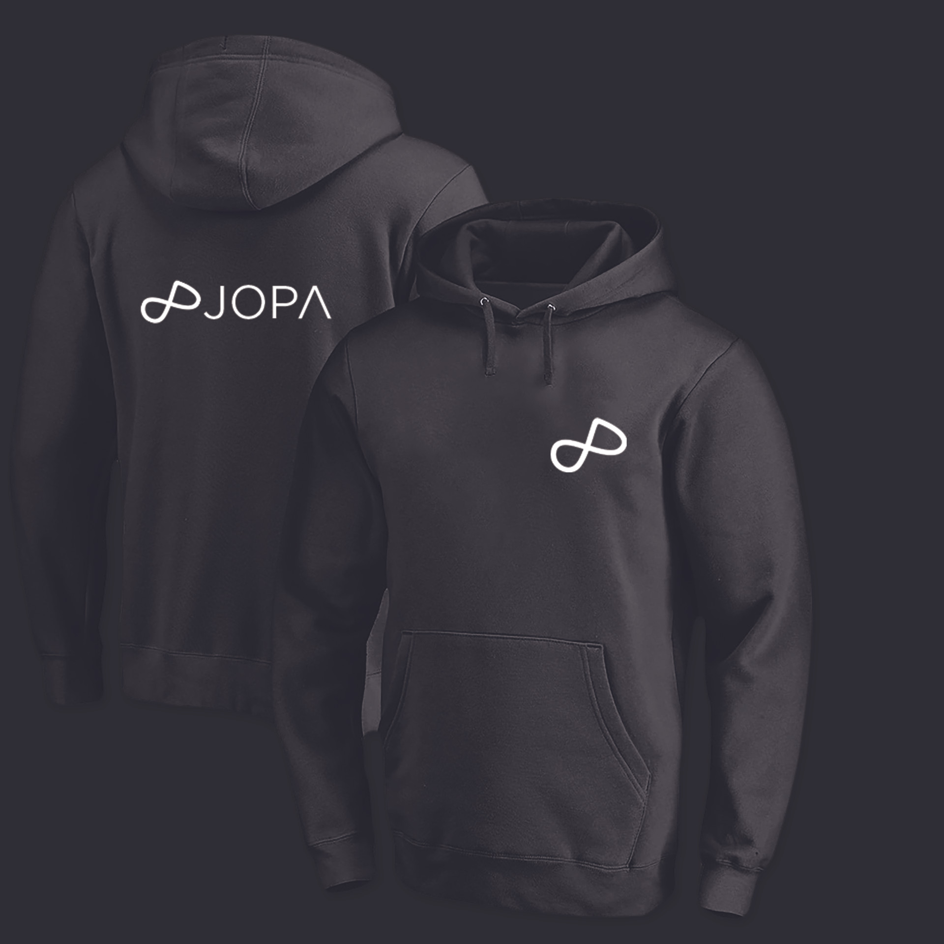 JOPA Apparel Mockup