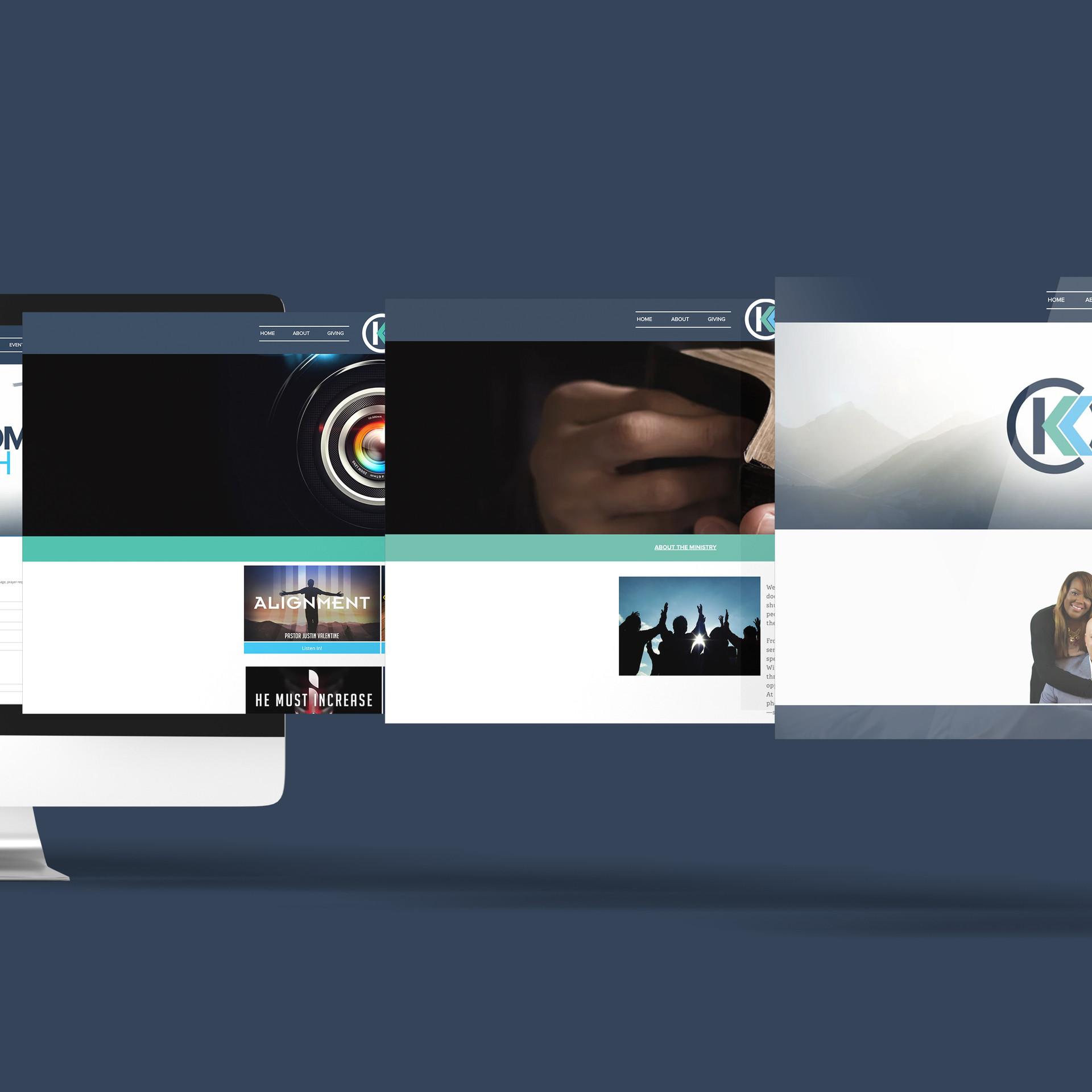 KLC Web Pages