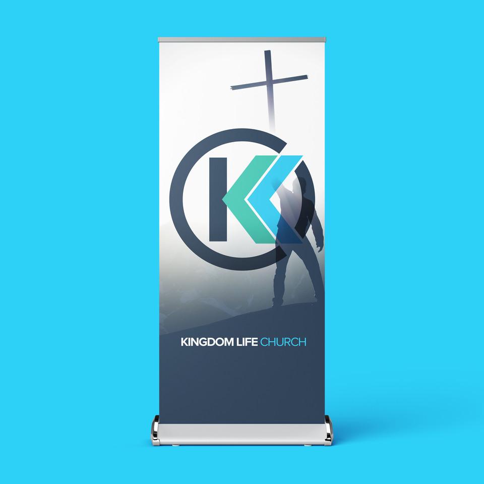 Retractable Banner Design