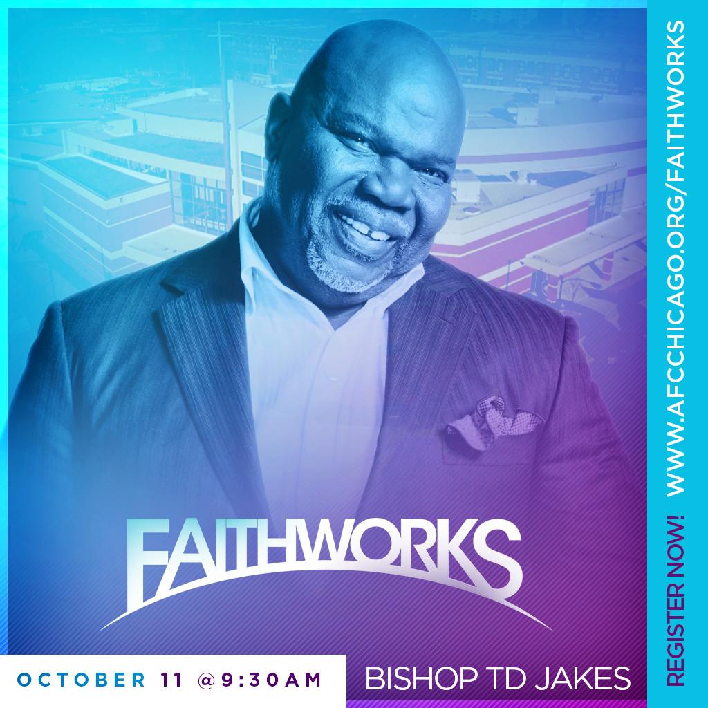 Bishop T D  Jakes