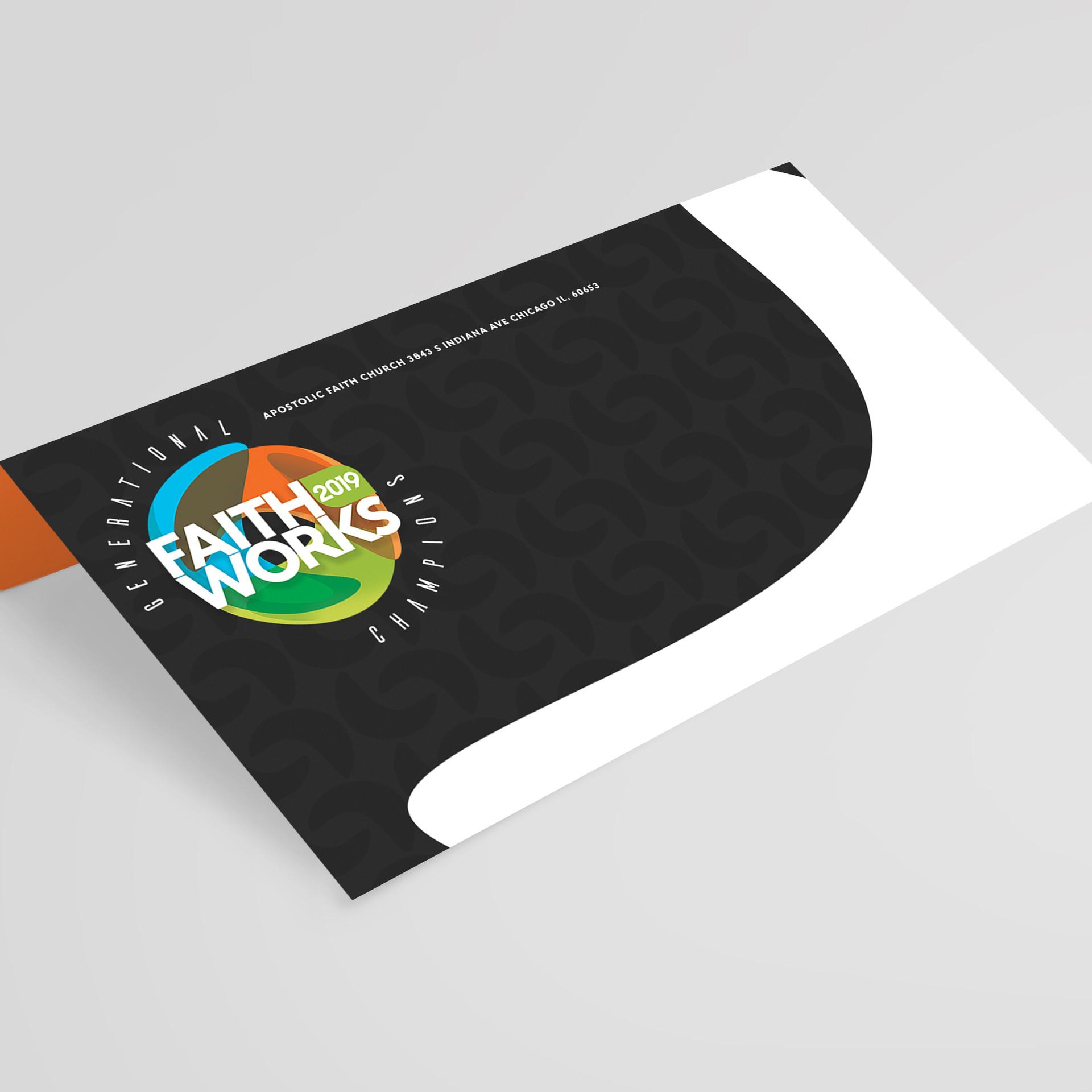 FW2019 Envelope Design