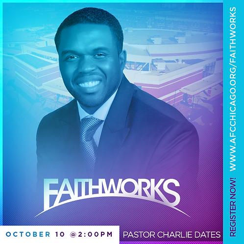 Glorious Discipleship (Pastor Charlie Dates)A