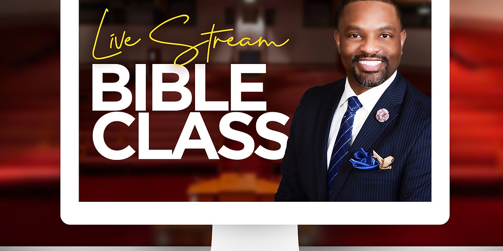 Join us for Bible Class