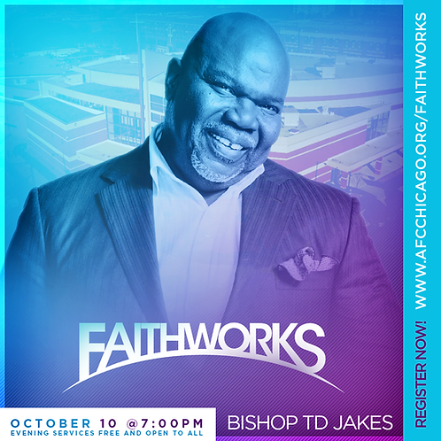 The Shut In Is Over (Bishop T.D. Jakes)A