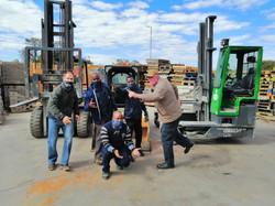 Training at Chamberlain Montana LAEMTSA