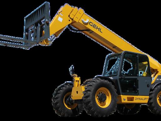 Lifting Machines | Counterbalance | Forklift Training (TETA)