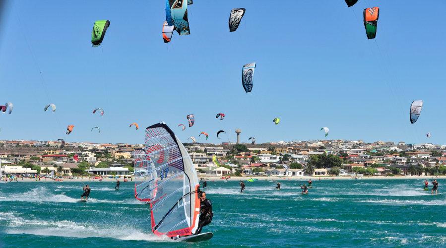 Langebaan Kitesurfing West Coast