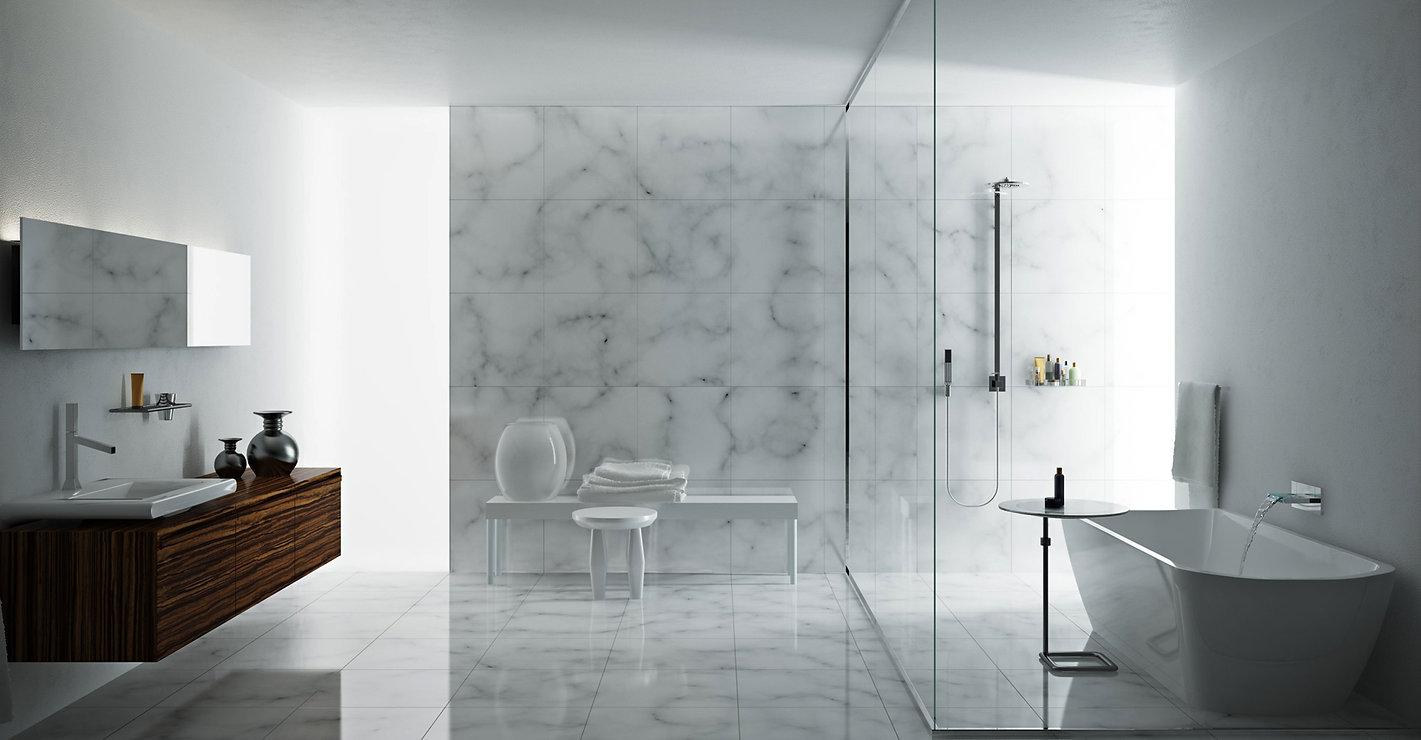 Another beuatiful bathroom design by De Witt Bathrooms