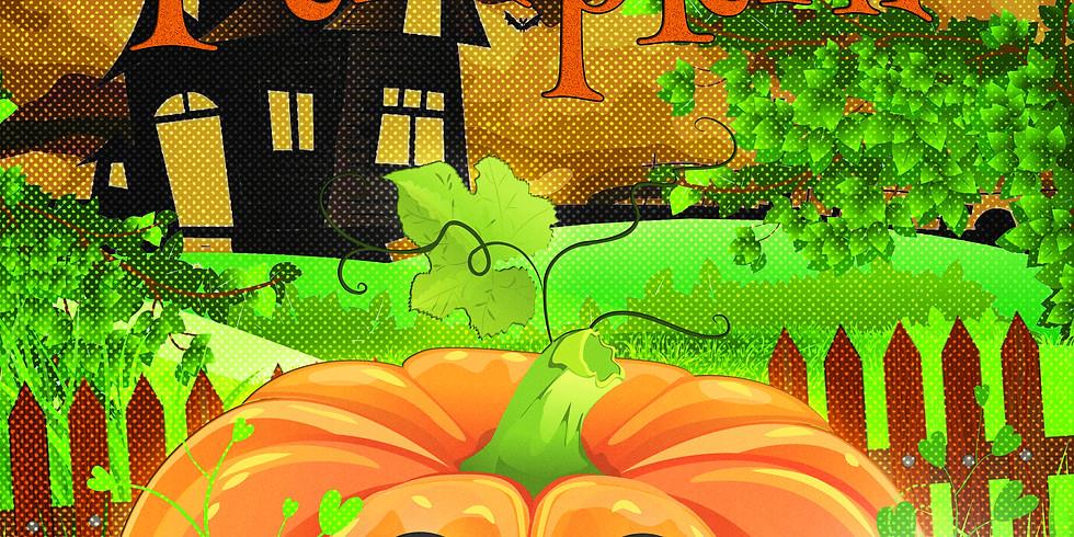 The Lightless Pumpkin