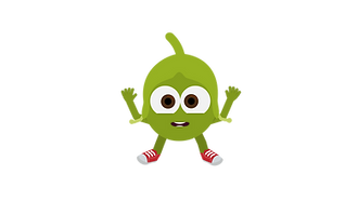 Pea png leaping.png
