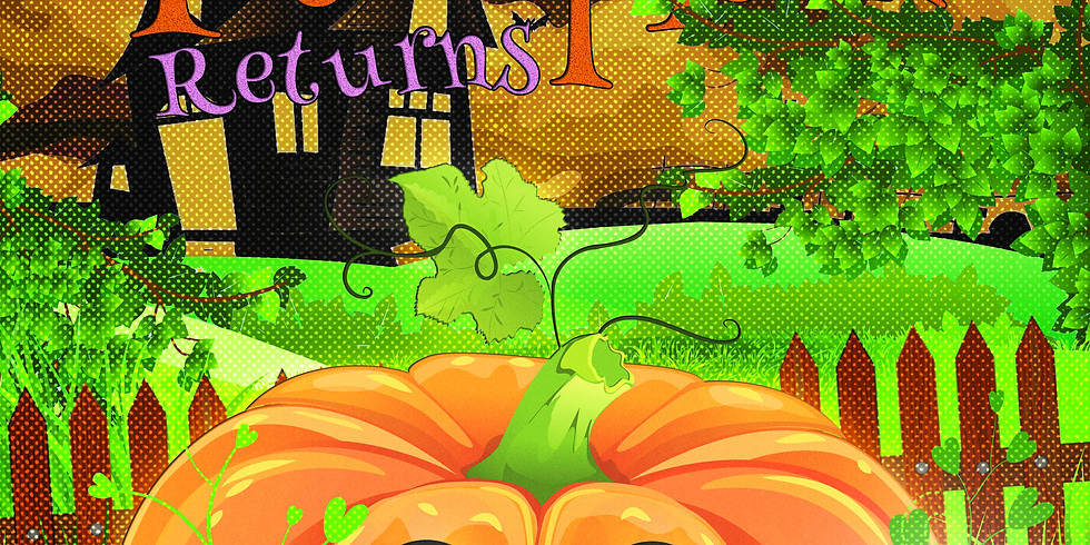 The Lightless Pumpkin Returns