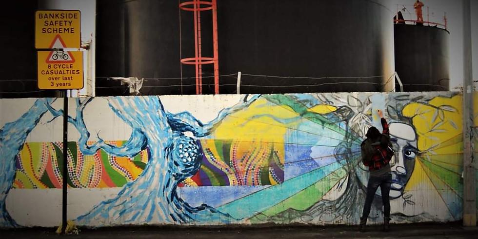 She Fest: Spray Your Art With Emma Garness