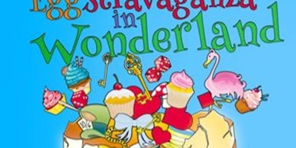 Alice's Eggstravaganza in Wonderland Musical Promenade