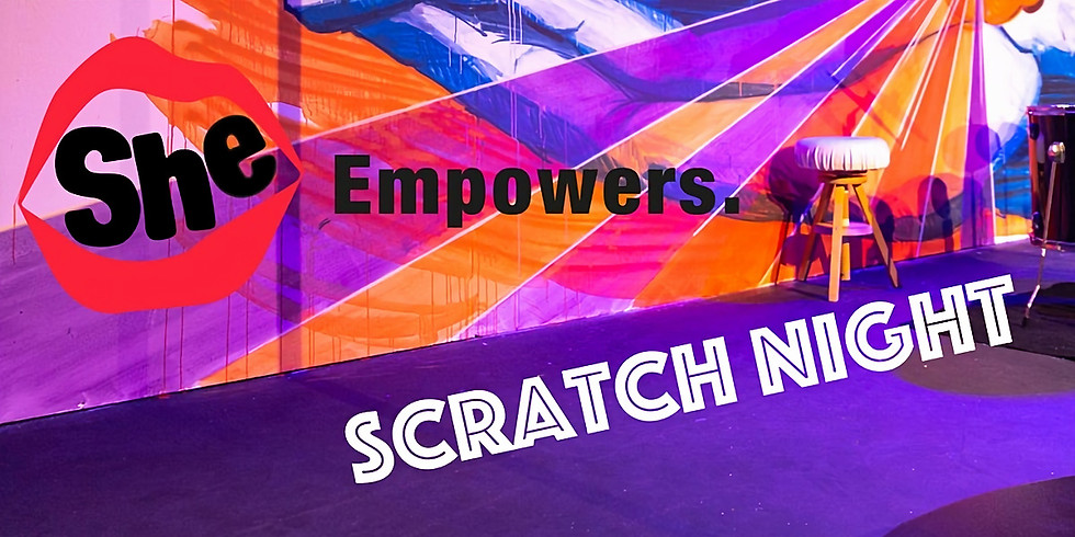 Empower: New Plays Scratch Night #SHEFESTDIGITAL2020