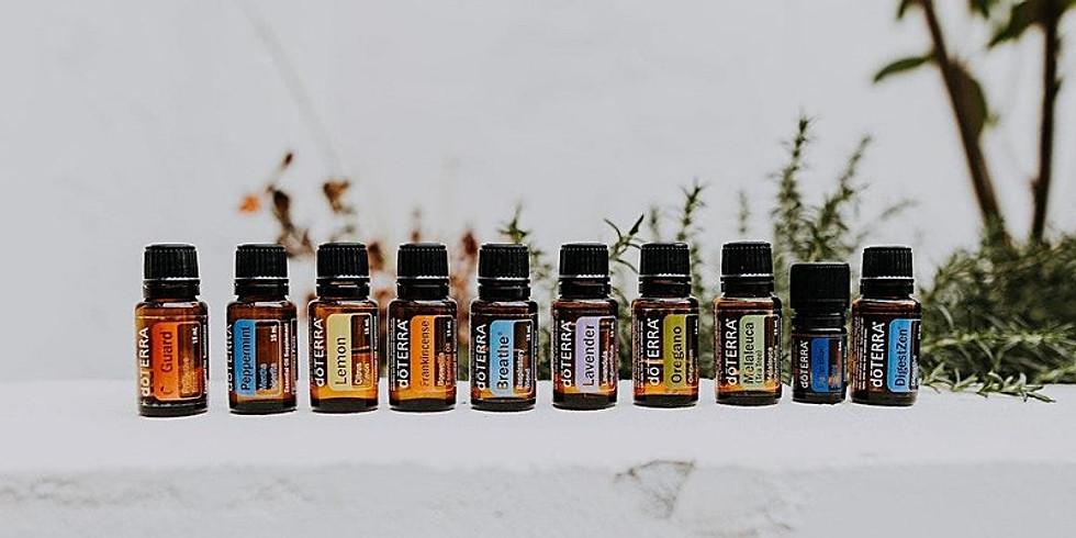 Essential Oils for the body & mind with Happy Polka #SHEFESTDIGITAL2020