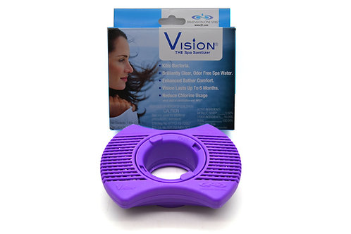 Vision Spa Cartridge Silber Ionen