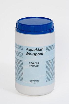 Chlorgranulat 65, 1 kg