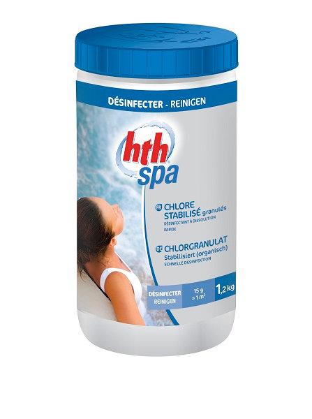 hth Spa Chlorgranulat stabilisiert