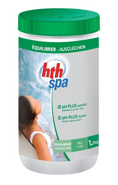 hth Spa pH Plus