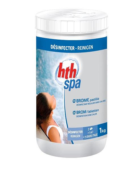 hth Spa Brom Tabletten, 20g