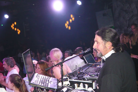 DJ MIKE-P @ BARBARELLA