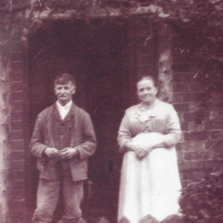 Wick Road Rectory Cottage c 1910.JPG