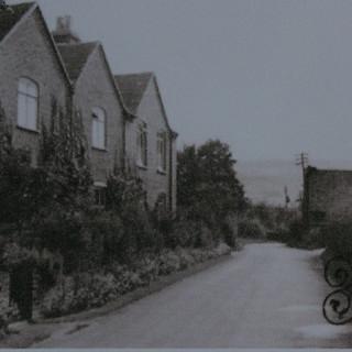 Wick Road The Grange c 1955.JPG