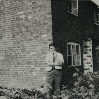 Wick Road Rose Cottage 1959.JPG