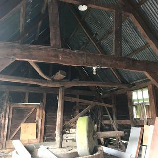 The Grange barn cider scratter.JPEG