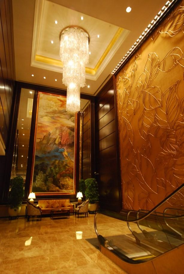 Shangri-La Hotel, Huhhot, Inner Mongolia, China 2