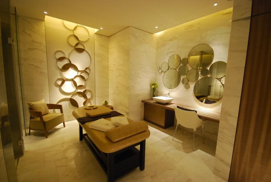Club House, Residence 88, Hong Kong 6