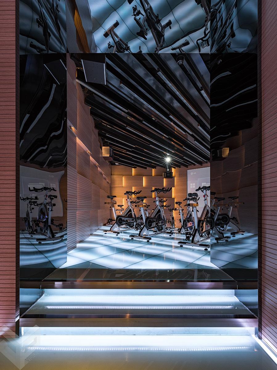 iLoveFitness, Beijing, China, Lighting Design, Anlighten Design Studio_35