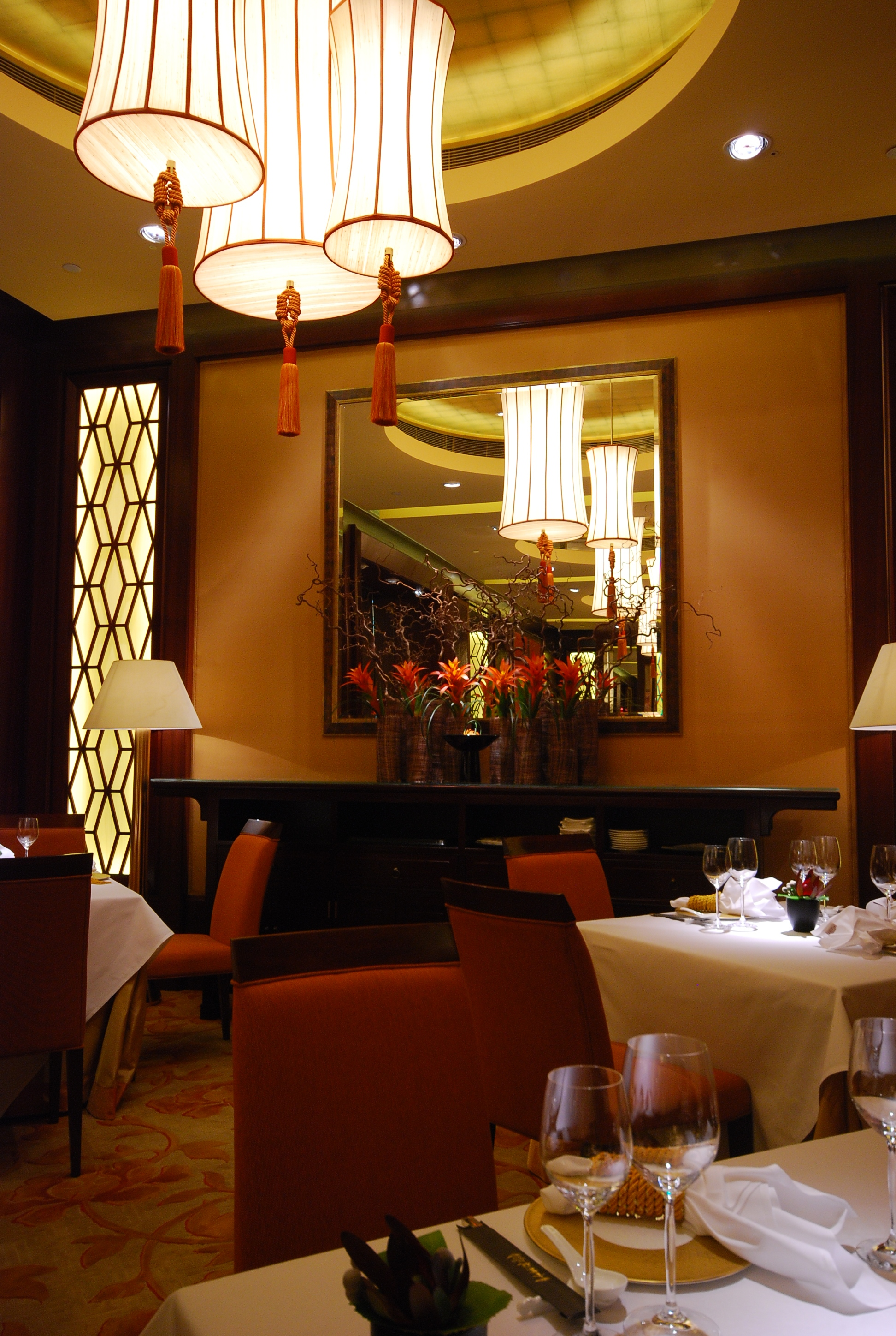The Golden Leaf, Conrad Hong Kong 3
