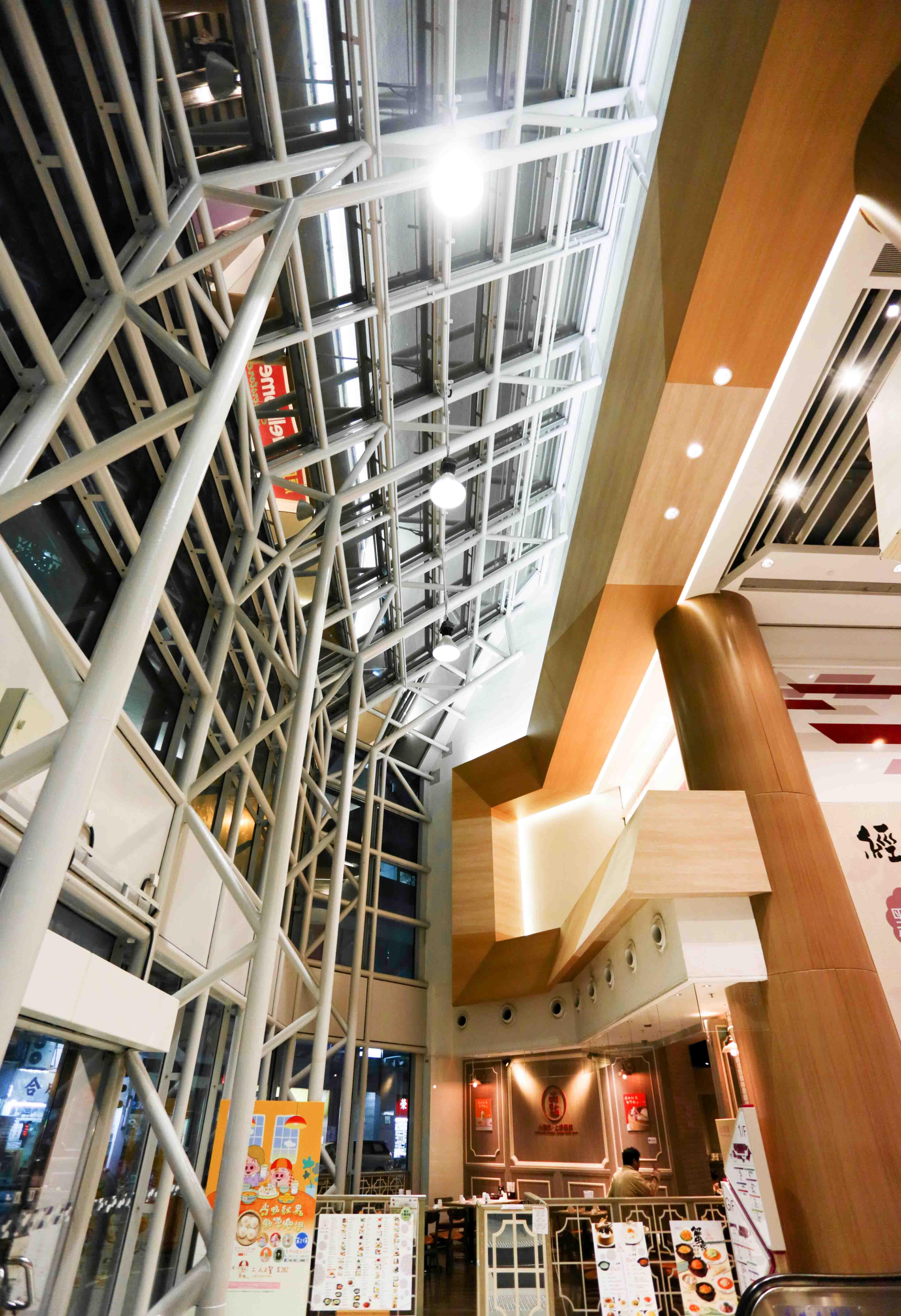 Un Chau Shopping Centre, HK, Anlighten Design Studio, Lighting Design_SD01