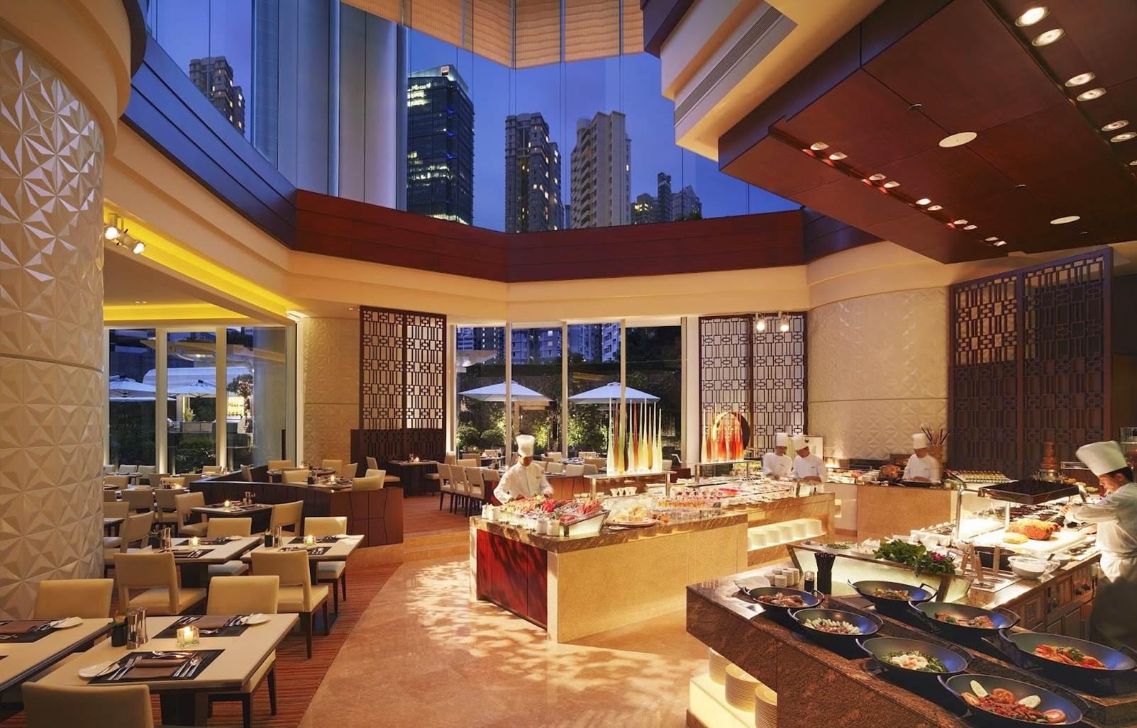 Conrad Hong Kong 5