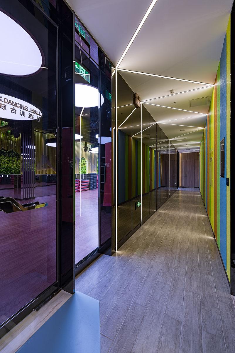 iLoveFitness, Beijing, China, Lighting Design, Anlighten Design Studio_40