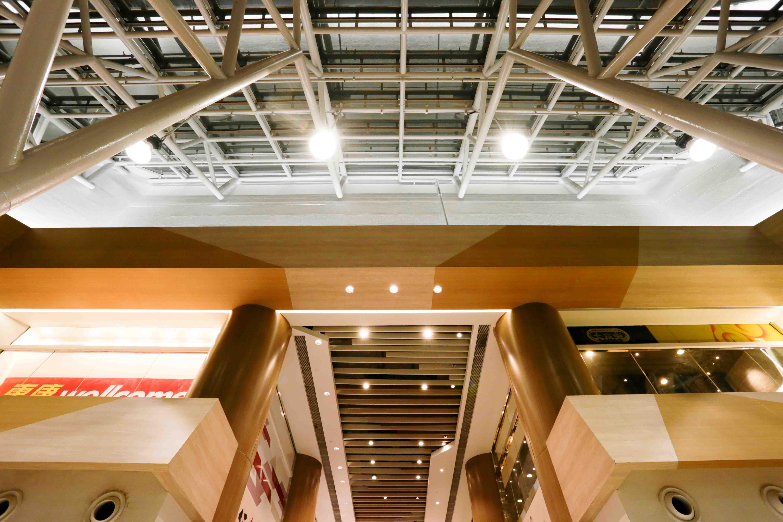 Un Chau Shopping Centre, HK, Anlighten Design Studio, Lighting Design_SD05