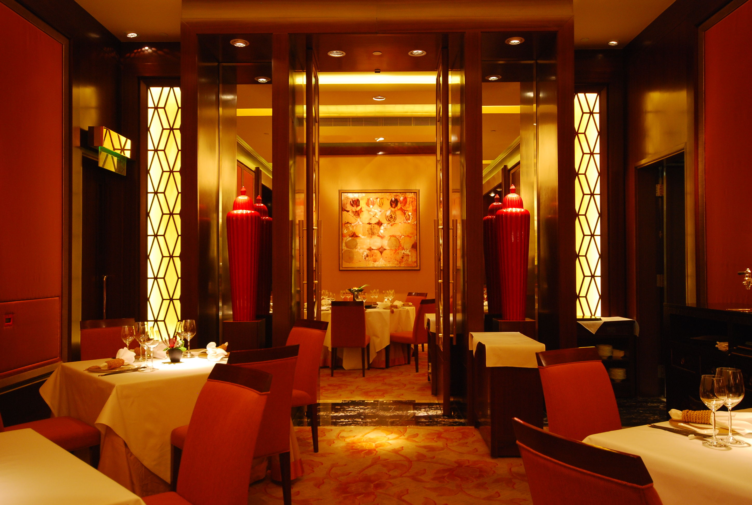 The Golden Leaf, Conrad Hong Kong 1