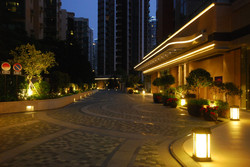 Club House, Residence 88, Hong Kong 1