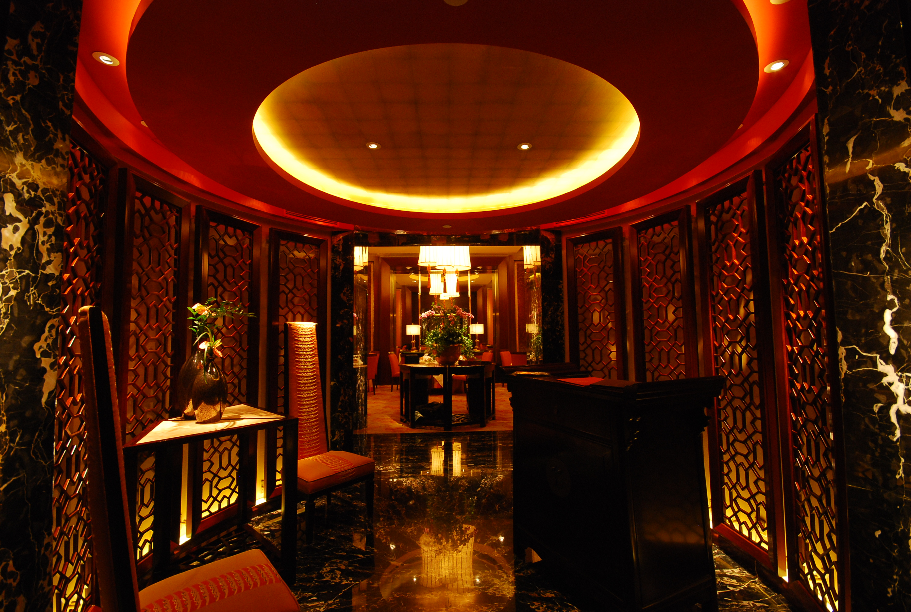 The Golden Leaf, Conrad Hong Kong 5