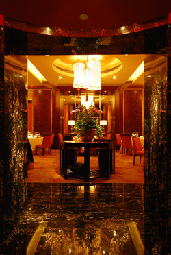 The Golden Leaf, Conrad Hong Kong 8