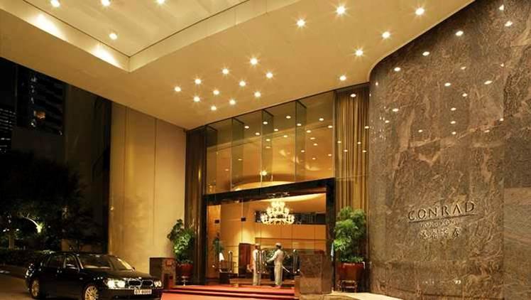 Conrad Hong Kong 1