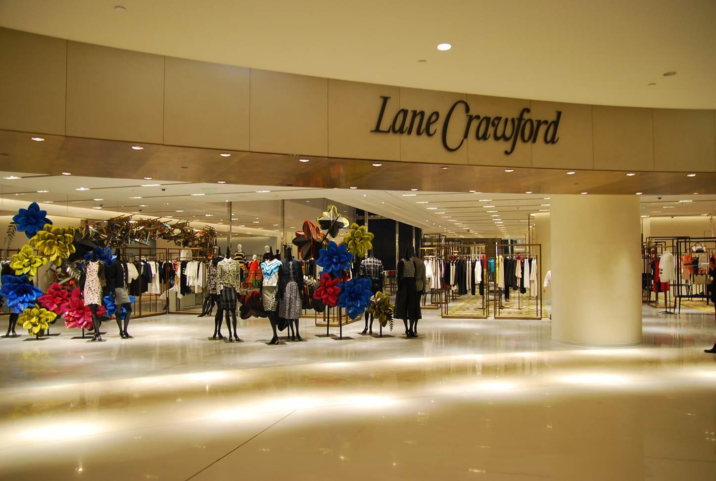 Lane Crawford, Chengdu, China 1
