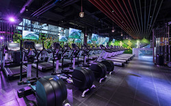iLoveFitness, Beijing, China, Lighting Design, Anlighten Design Studio_22