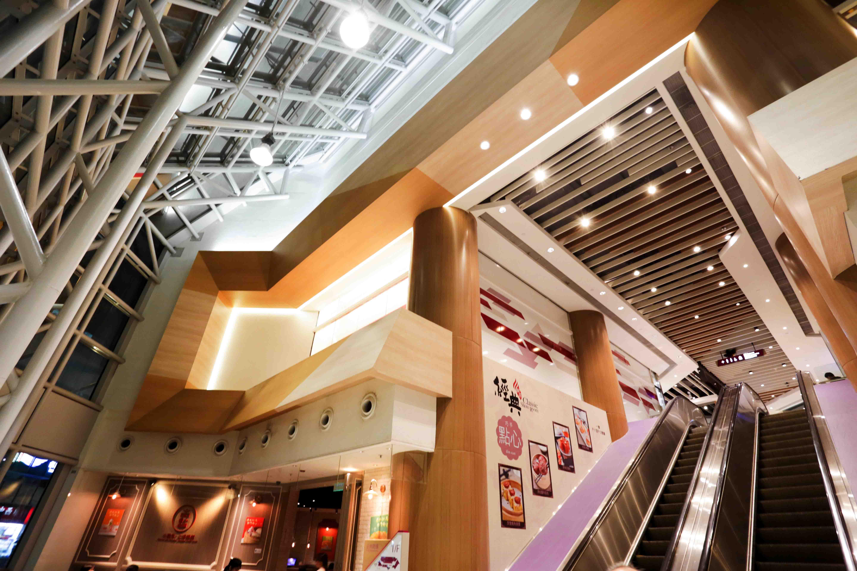 Un Chau Shopping Centre, HK, Anlighten Design Studio, Lighting Design_SD15
