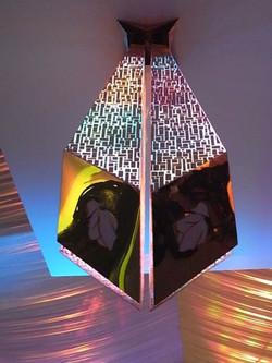 Light Sculpture for Courvoisier  4