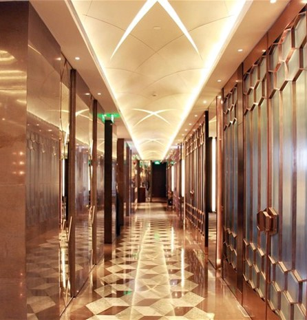 Xiao Nan Guo Restaurant, Shanghai Wharf, China 2